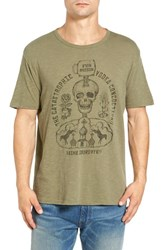 Lucky Brand Men's 'Moscow Mule' Graphic T Shirt