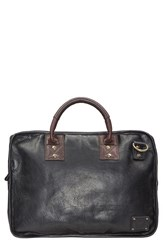Men's Will Leather Goods 'Hank' Satchel