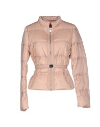 Caractere Coats And Jackets Jackets Women Sand
