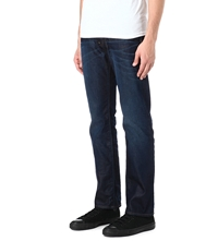 G Star 3301 Lexicon Loose Fit Straight Jeans Dk Aged