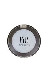 Topshop Mono Eyeshadow In Holograph Baby Blue