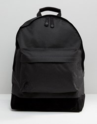 Mi Pac Exclusive Rose Gold Top Stars Backpack Rose Gold Black