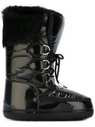 Dsquared2 Moon Boots Black