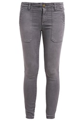 Current Elliott The Conducter Slim Fit Jeans Castle Dark Gray