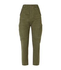 Citizens Of Humanity Ronja Cargo Jeans Female Green