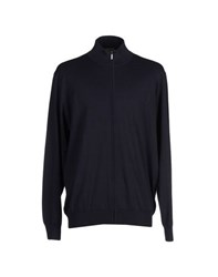 Cruciani Knitwear Cardigans Men Dark Blue