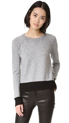 Rag And Bone Charley Sweater Medium Grey