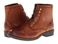 Eastland 1955 Edition High Fidelity Tan Leather Men's Lace Up Boots