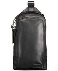 Tumi Men's Emerson Sling Backpack Black
