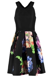 Ted Baker Cocktail Dress Party Dress Black