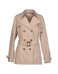 Gigue Full Length Jackets Beige