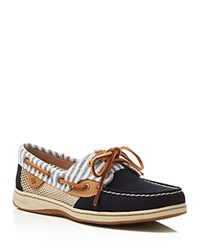 Sperry Bluefish Boat Shoes Navy