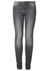 Opus Elma Slim Fit Jeans Smooth Grey