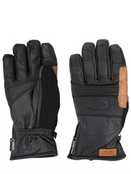 Oakley Silverado Gore Tex And Leather Snow Gloves