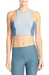 Women's Outdoor Voices 'Athena' Colorblock Crop Top