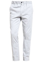 Pier One Trousers Ligth Grey Light Grey