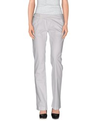 Fornarina Trousers Casual Trousers Women White