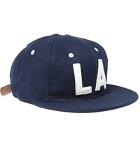 Los Angeles Angels 1954 Wool Broadcloth Baseball Cap Blue