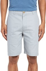 Vineyard Vines Men's Big And Tall 'Summer' Flat Front Twill Shorts Barracuda