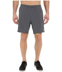 Columbia Trail Flash Shorts Graphite Men's Shorts Gray