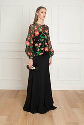 Andrew Gn Evening Skirt