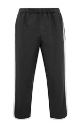 N 21 No. Black Ashani Cropped Jogger Pants