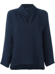 Sofie D'hoore 'Broox' Blouse Blue