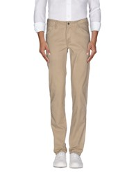 Cycle Trousers Casual Trousers Men Beige