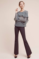Anthropologie The Essential Flare Oxford