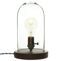 Bell Jar Lamp Old Faithful Shop