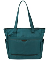 Closeout Ricardo Mar Vista 18' Shopper Tote Teal