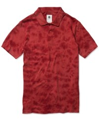 Element Men's Freddie Polo Shirt Brick