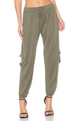 Nation Ltd. Brett Pant Olive