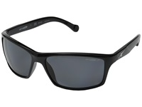 Arnette Boiler Gloss Black Grey Polar Fashion Sunglasses