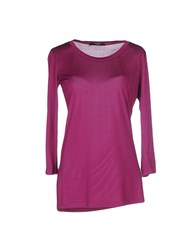 Snobby Sheep Topwear T Shirts Women Mauve