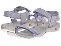 Columbia Sunbreeze Vent Avalon Dark Mirage Pumice Stone Women's Sandals Blue