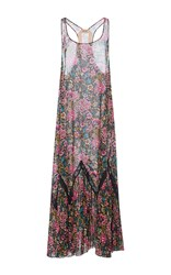N 21 No. Pleated Tank Dress Floral