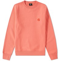 Paul Smith Pill Logo Crew Sweat Pink