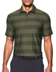 Under Armour Ua Playoff Golf Polo Rough
