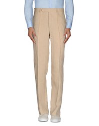 Cc Collection Corneliani Trousers Casual Trousers Men Beige