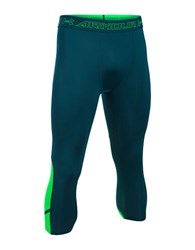 Under Armour Ua Heatgear Coolswitch Supervent Legging Nova Teal