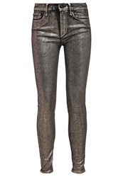 Replay Joi Slim Fit Jeans Silver