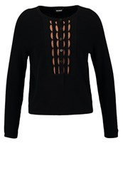 Kookai Jumper Noir Black