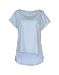 Fairly T Shirts Sky Blue