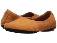 Camper Right Nina K200238 Orange Women's Flat Shoes