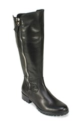 Women's Summit By White Mountain 'Becky' Side Zip Tall Boot 1 1 2' Heel