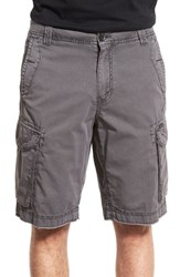 Men's Union 'Pacific Coast' Raw Hem Cargo Shorts