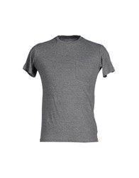 Sundek Topwear T Shirts Men Grey