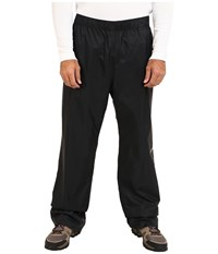 Columbia Big Tall Rebel Roamer Pant Black Men's Outerwear
