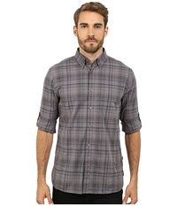 John Varvatos Roll Up Sleeve Shirt With Button Down Collar And Single Pocket W387r2b Freesia Men's Clothing Yellow